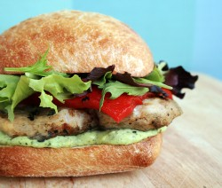 Grilled-Chicken-Sandwich-with-Pesto-Goat-Cheese-Spread1